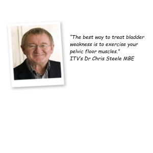 treat bladder weakness
